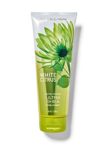 White Citrus Ultra Shea Body Cream