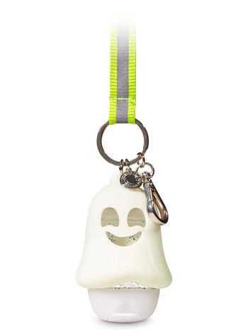 Ghost Lanyard Light-Up PocketBac Holder