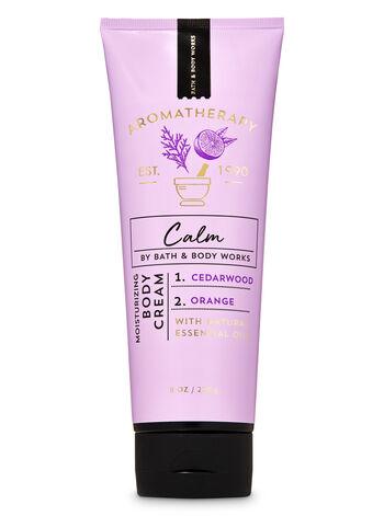 Aromatherapy Cedarwood Orange Body Cream - Bath And Body Works