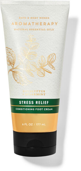 Eucalyptus Spearmint Conditioning Foot Cream