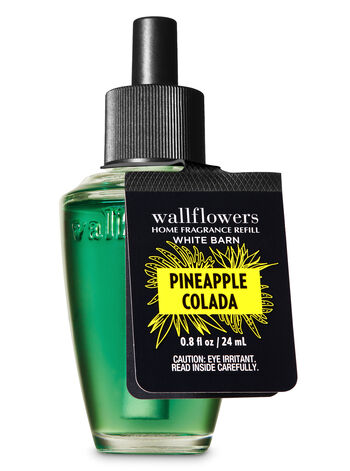 Pineapple Colada Wallflowers Fragrance Refill - Bath And Body Works