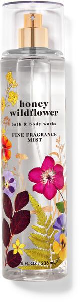 Honey Wildflower Fine Fragrance Mist