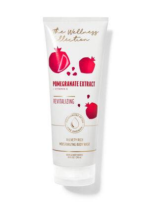 Pomegranate Extract Moisturizing Body Wash
