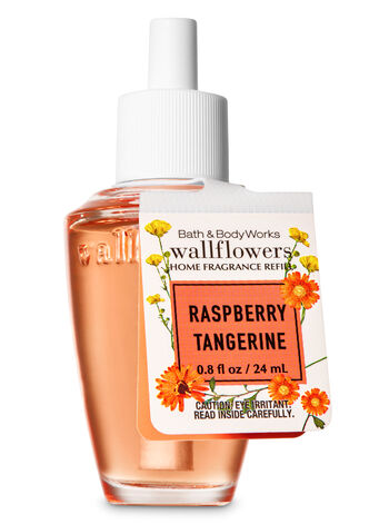 Raspberry Tangerine Wallflowers Fragrance Refill - Bath And Body Works