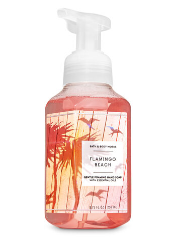 Flamingo Beach Gentle Foaming Hand Soap - Bath And Body Works