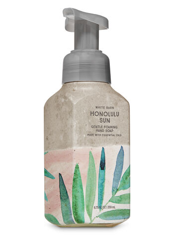 Honolulu Sun Gentle Foaming Hand Soap - Bath And Body Works