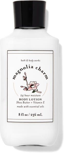 Magnolia Charm Super Smooth Body Lotion