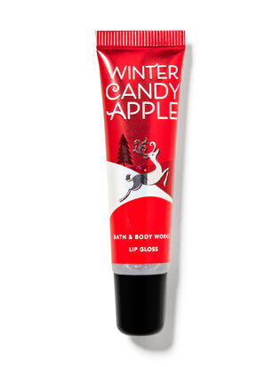 Winter Candy Apple Shimmer Lip Gloss