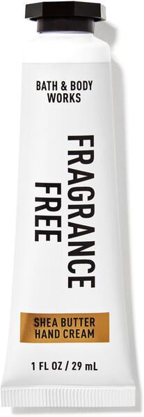 Fragrance Free Hand Cream