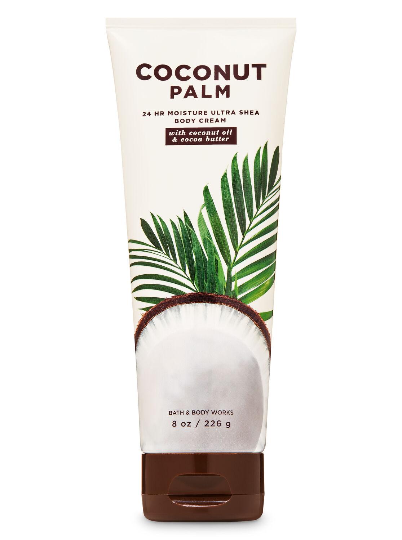 Coconut Palm Ultra Shea Body Cream