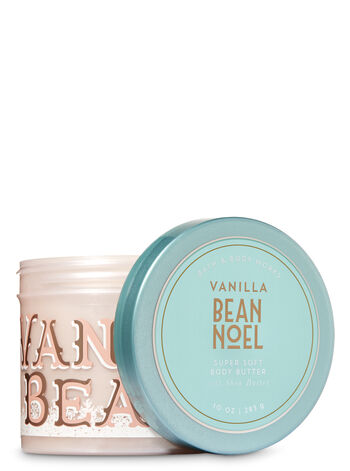 Signature Collection Vanilla Bean Noel Super Soft Body Butter - Bath And Body Works