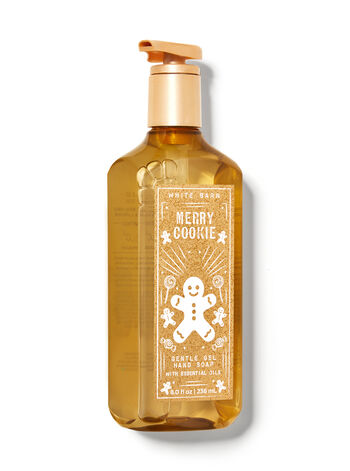 Merry Cookie Gentle Gel Hand Soap