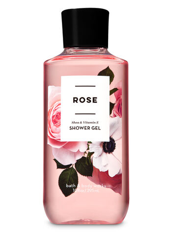 Rose Shower Gel - Bath And Body Works