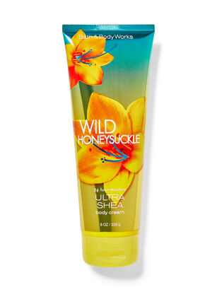 Wild Honeysuckle Ultra Shea Body Cream