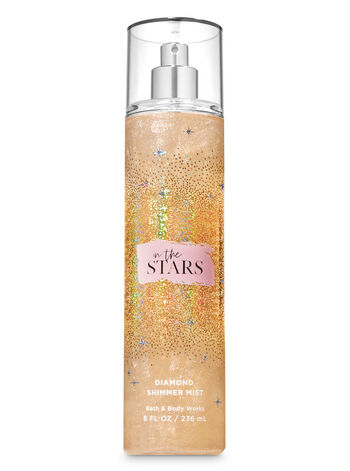 Signature Collection In the Stars Diamond Shimmer Mist - Bath And Body Works