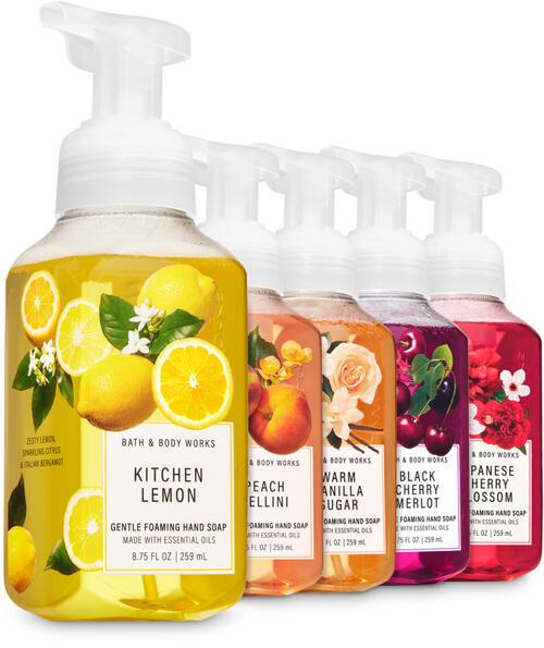 Fall Loves Gentle Foaming Hand Soap, 5-Pack
