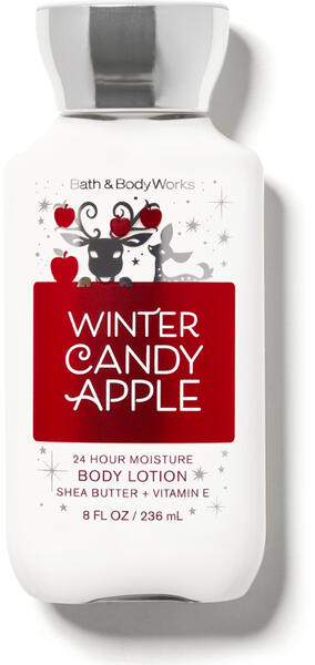 Winter Candy Apple Super Smooth Body Lotion