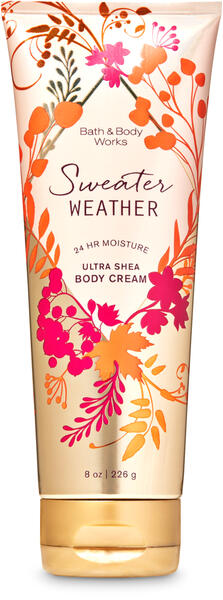 Sweater Weather Ultra Shea Body Cream