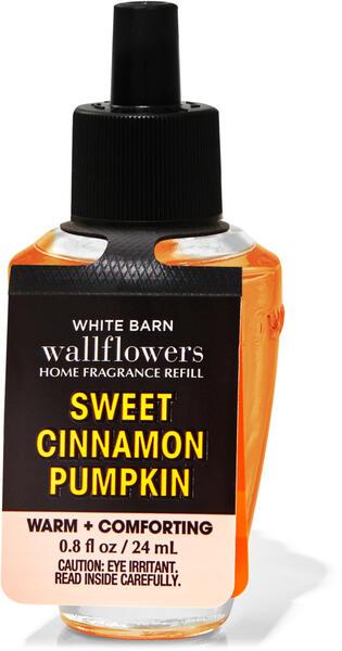 Sweet Cinnamon Pumpkin Wallflowers Fragrance Refill