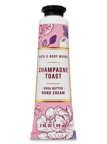 Champagne Toast Hand Cream - Bath And Body Works