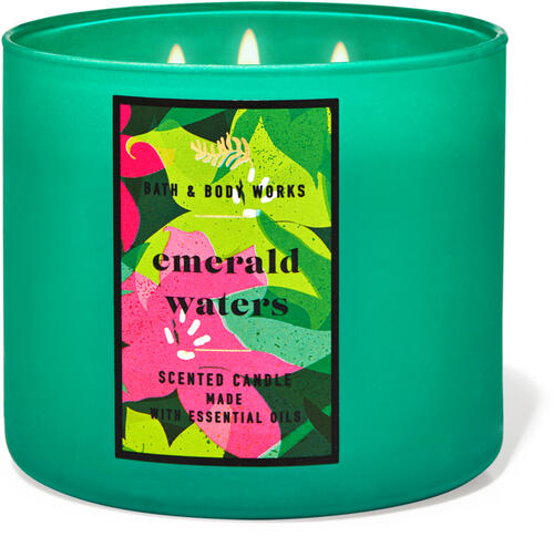 Emerald Waters 3-Wick Candle