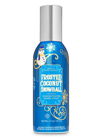 Frosted Coconut Snowball Concentrated Room Spray - Bath And Body Works