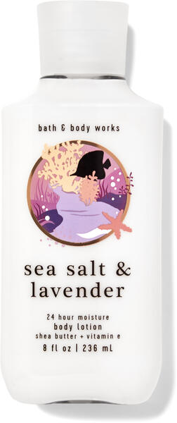 Sea Salt & Lavender Super Smooth Body Lotion
