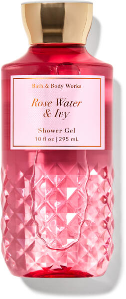 Rose Water & Ivy Shower Gel