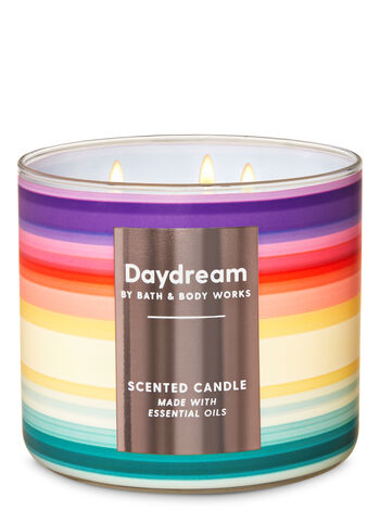 Daydream 3-Wick Candle - Bath And Body Works