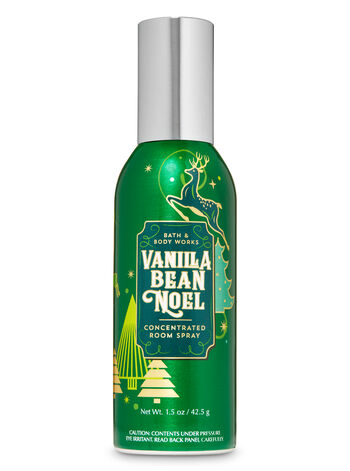 Vanilla Bean Noel Concentrated Room Spray - Bath And Body Works