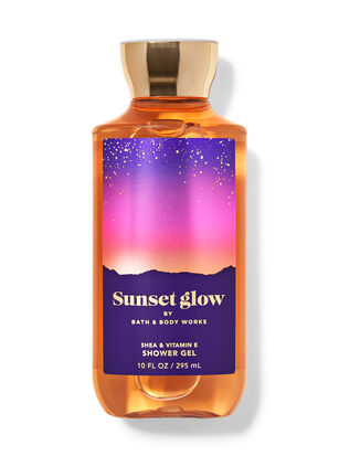 Sunset Glow Shower Gel