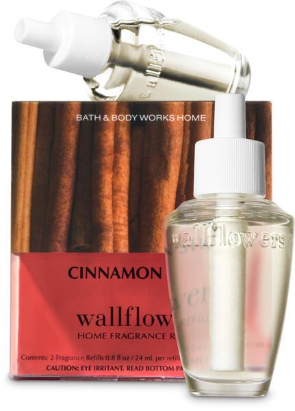 Cinnamon Stick Wallflowers Refills, 2-Pack