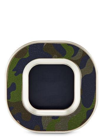 Camouflage Visor Clip Car Fragrance Holder