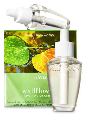Leaves Wallflowers Refills, 2-Pack - Bath And Body Works