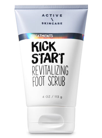 Signature Collection Kick Start Revitalizing Foot Scrub - Bath And Body Works