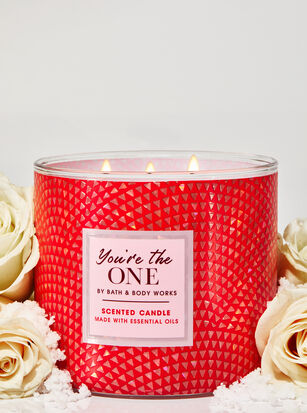 You're the One 3-Wick Candle