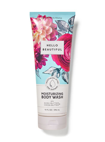 Hello Beautiful Moisturizing Body Wash
