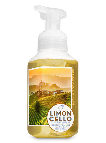 Limoncello Gentle Foaming Hand Soap - Bath And Body Works