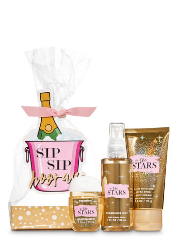 In the Stars Sip, Sip, Hooray Mini Gift Set - Bath And Body Works