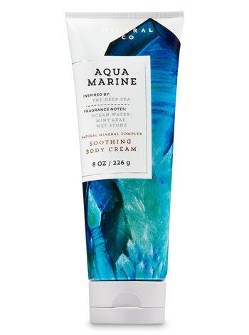 Signature Collection Aquamarine Body Cream - Bath And Body Works