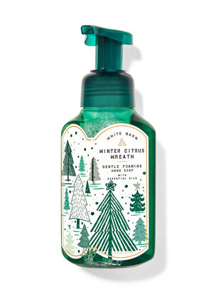 Winter Citrus Wreath Gentle Foaming Hand Soap