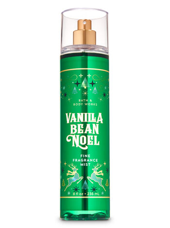 Vanilla Bean Noel Fine Fragrance Mist - Bath And Body Works