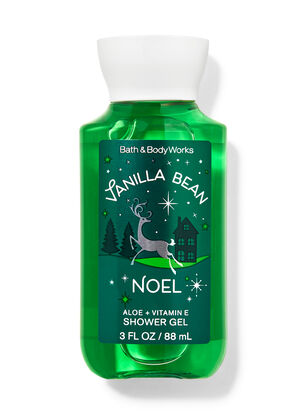 Vanilla Bean Noel Travel Size Shower Gel