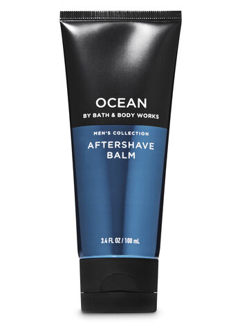 Ocean Aftershave Balm - Bath And Body Works