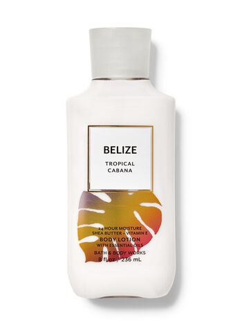 Belize Tropical Cabana Super Smooth Body Lotion