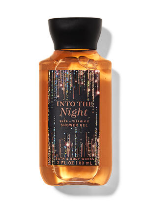 Into the Night Travel Size Shower Gel