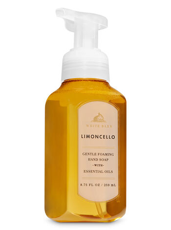 White Barn Limoncello Gentle Foaming Hand Soap - Bath And Body Works