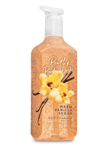 Warm Vanilla Sugar Deep Cleansing Hand Soap - Bath And Body Works