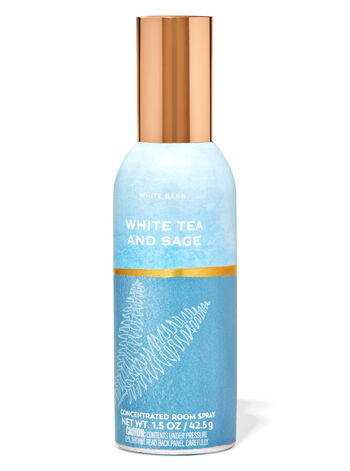 White Tea & Sage Concentrated Room Spray