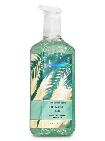Coastal Air Deep Cleansing Hand Soap - Bath And Body Works